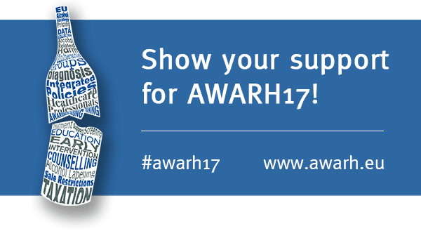 Show your support for AWARH17